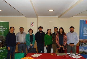 Pequeños propietarios, consultores e instituciones técnicas analizaron el marco de gestión social y ambiental de la Estrategia de Cambio Climático para la Región de Los Ríos