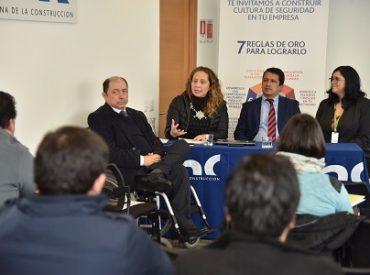 Con un encuentro empresarial inclusivo CChC sede Valdivia da inicio a la Semana de la Seguridad 2017