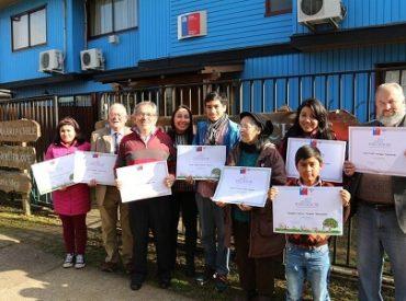 Los Ríos premió a escritores del mundo rural