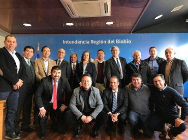 FNDR entrega más de $7 mil millones para la realización de obras en 9 comunas de la Región del Biobío