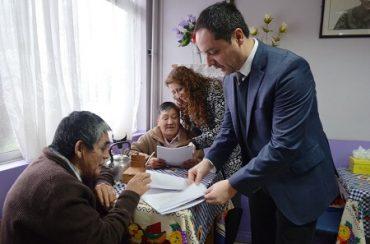 Difunden guía de derechos de las personas mayores residentes en establecimientos de larga estadía