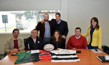 El rugby crece como la espuma en Valdivia con nueva asociación y Torneo Fraternité