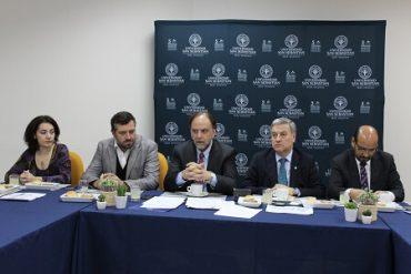 Estudio de la U. San Sebastián evidenció la baja confianza que existe en instituciones de Los Ríos