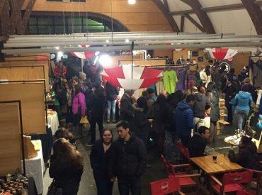 Este domingo finaliza exitosa versión de la Expo Gourmet de Invierno en Valdivia
