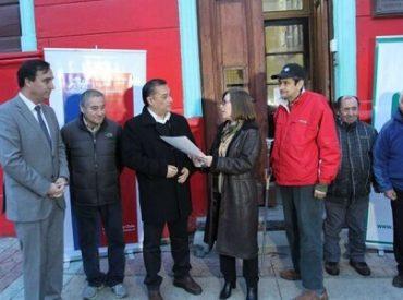 Ministra de Bienes Nacionales entregó inmueble para construcción de moderna sede del Hogar de Cristo en Punta Arenas