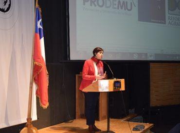 Convenio INDAP – PRODEMU celebra 25 años de historia con mujeres campesinas de la Región de Los Ríos