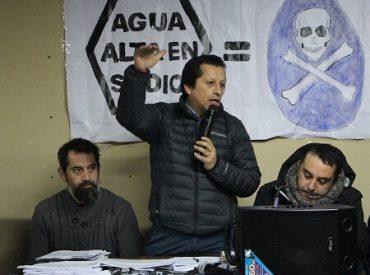 Instituciones abordan problemática del agua en Queilen
