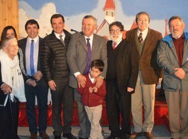 Intendente Millán destacó avances para la comuna en 53° aniversario de Máfil