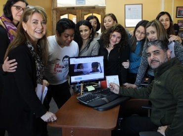 Junaeb promueve inédita web que abre sus datos a la ciudadanía