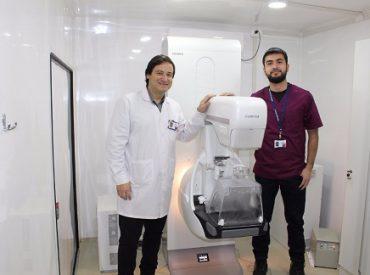 Primer Mamógrafo Móvil Digital para la Red Asistencial Pública