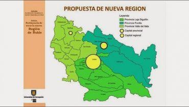 Berger será diputado informante de proyecto que crea Nueva Región del Ñuble