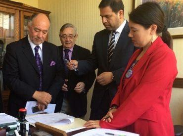 Diputados Morano y Flores oficiaron al ministro de energía por ley de equidad tarifaria