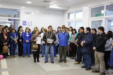 Cesfam Las Ánimas abrió sus puertas para atender a la comunidad valdiviana
