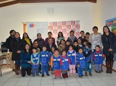 Más de 200 millones entregó Mineduc a municipio de Lanco para mejorar infraestructura de Escuela Rural Aylin