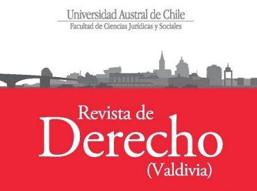 Revista de Derecho UACh presenta nuevo sitio web