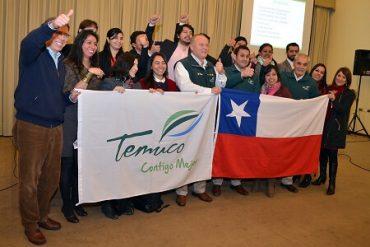 Millonaria inversión municipal para pasantías a profesores y alumnos de Temuco