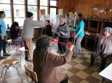 Programa Más Adultos Mayores Autovalentes de Puerto Varas invita a participar de talleres en el sector rural de Ensenada