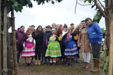 Autoridades regionales y comunidad mapuche Unión Temulemu 2 se reúnen en torno a proyecto de Embalse Pajal