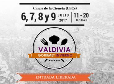 Realizarán segunda Expo Gourmet de Invierno en Valdivia