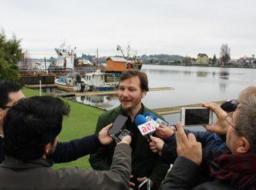 Red de Investigación en Recursos Hídricos realiza inédito workshop en Valdivia