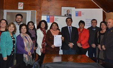 En Los Ríos se constituyó Consejo Regional de Educación Técnico Profesional