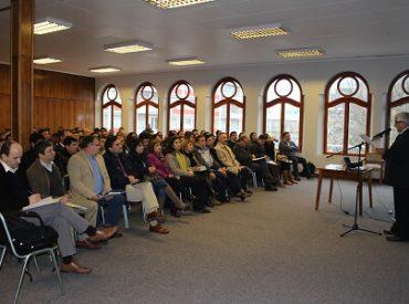 Se realizó en Valdivia taller de Política Nacional de Seguridad y Salud en el Trabajo para disminuir tasa de accidentabilidad en Región de Los Ríos