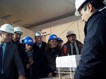 Construcción del Teatro Regional alcanza el 71 % de avance
