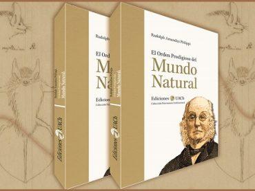 Reeditan legado de R.A. Philippi en libro que compila sus escritos, cartas e ilustraciones