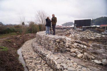 Nuevas obras en Arauco permitirán mejorar protección en canal Los Patos