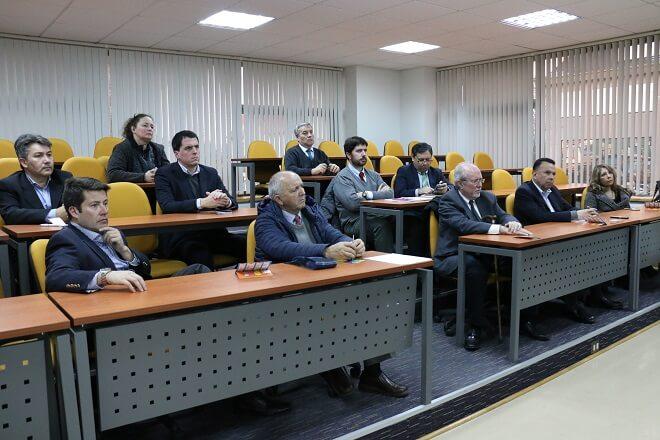 Cámara de Comercio e Industrias de Valdivia da cuenta de su gestión de cara a la renovación de su directiva