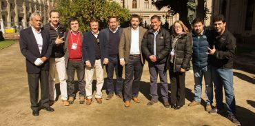 Candidaturas de Aysén del Partido Radical fueron oficializadas en el ex Congreso Nacional