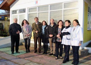 Colegio Médico Visita Centro del Sename en La Araucanía