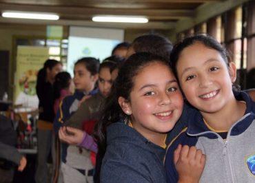 Niños y niñas opinaron sobre sus derechos en las urnas