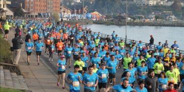Con énfasis en la inclusión se realizó el lanzamiento de la Corrida Familiar Maratón Caja Los Andes en Puerto Varas