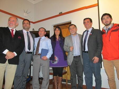 Querido vecino del sector rural de San Carlos fue reconocido como Mejor Dirigente Social de la región