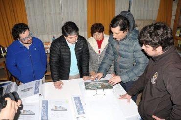 Finalizan etapa de diseño de la renovación de la Escuela Chile
