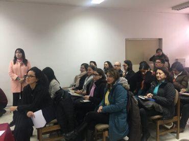 Fiscalía y Seremi de Educaciónorientan sobre pesquisa de delitos sexuales