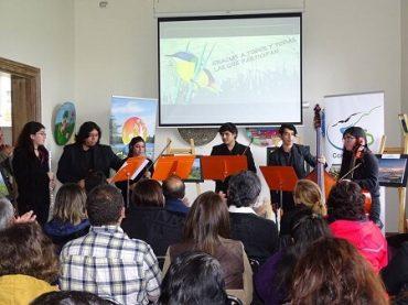 Organizaciones de la comuna ponen en valor los humedales de Valdivia