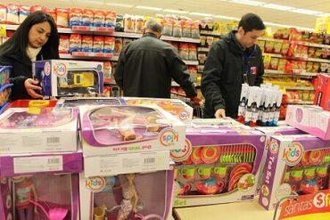 Autoridad sanitariasupervigiló juguetes y golosinas previo a Día del Niño