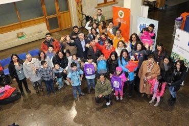 Sernatur lanzó programa Turismo Familiar con viaje de familias valdivianas a Lago Ranco