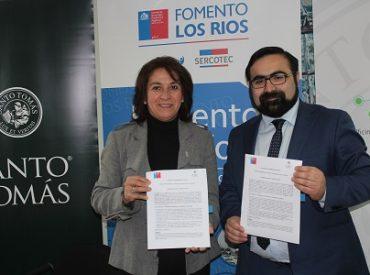 UST Valdivia se convierte en operador de CORFO en la Región de Los Ríos