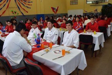 Alumnos de educación técnica realizan intercambios con otras comunas en La Araucanía