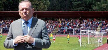 Para diputado Berger los dichos de Squella complejizan posibilidades de un Estadio en Valdivia