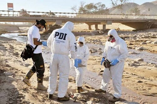 PDI llama a denunciar usurpación de aguas y extracción de áridos ilegales en Los Ríos