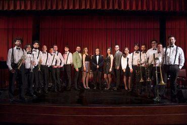 Big Band de la Universidad de Playa Ancha ofrecerá concierto gratuito en la UACh