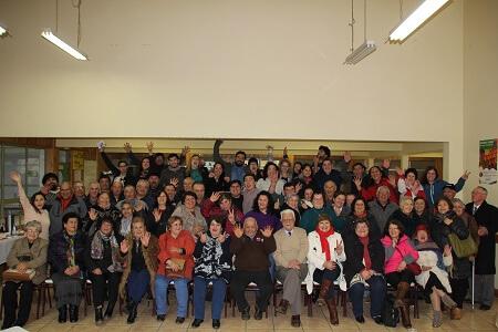 Café del Mundo permitió generar nuevas ideas y fortalecer la cohesión de organizaciones de Paillaco