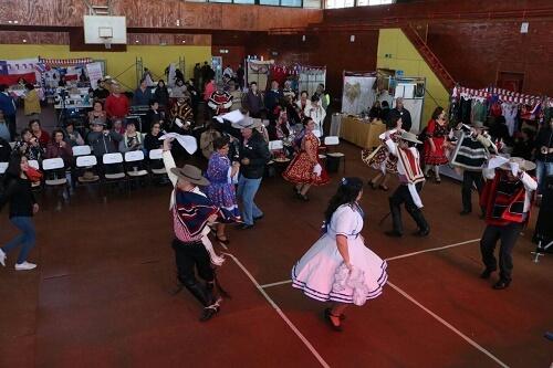 Con Fiestas de la Chilenidad celebraron los barrios de San Pedro de la Paz