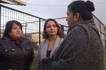 Carla Amtmann se refiere a la propuesta de ampliación del puente Pedro de Valdivia