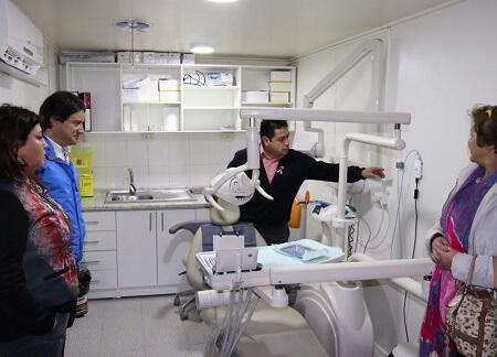 Paillaco abrió el primer Centro Municipal de Especialidades Odontológicas de Los Ríos