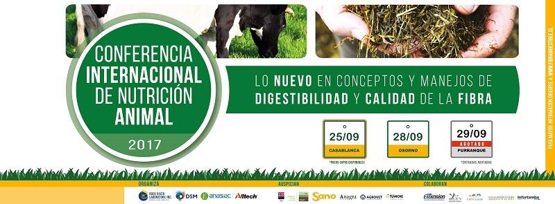 Conferencia Internacional de Nutrición Animal: lo nuevo en conceptos de digestibilidad y calidad de la fibra